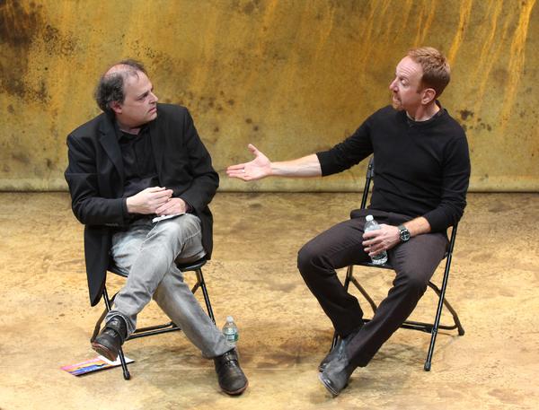 Ari Roth and Aaron Davidman Photo