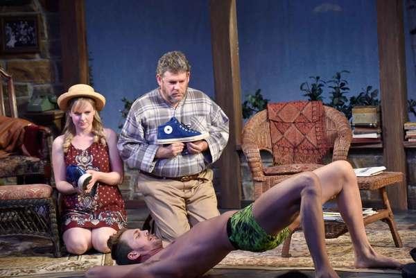 Kathryn Miller, Philip Nolen, and Benjamin Boucvalt