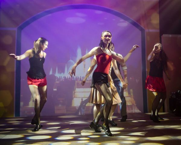 Photo Flash: First Look at Chicago Tap Theatre's TIME STEPS World Premiere