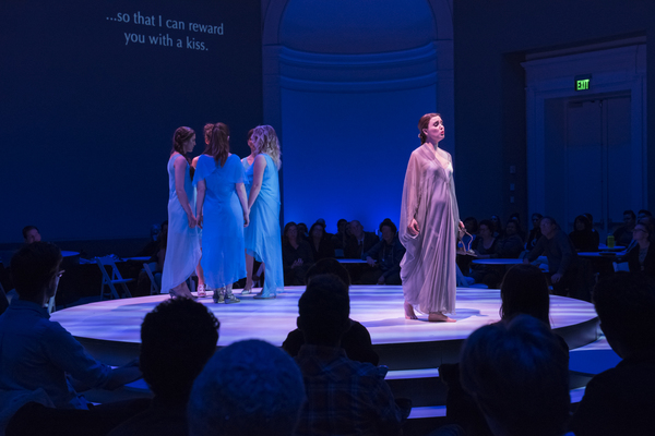 Photo Flash: First Look at Ana Sokolovic's SVADBA-WEDDING at SF Opera Lab