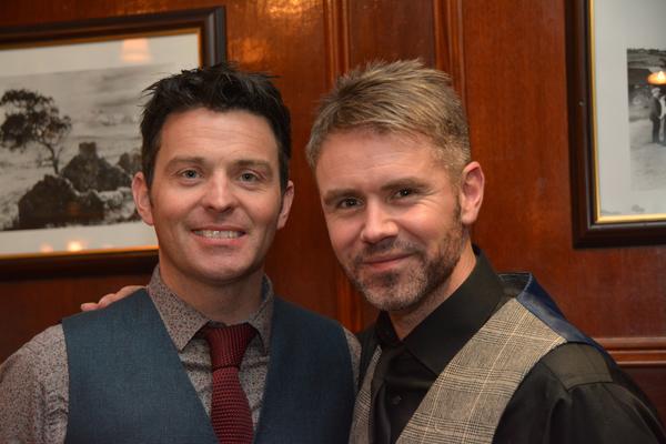 Ryan Kelly and Neil Byrne