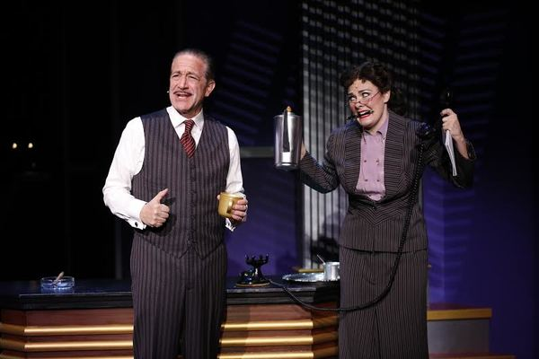 Photo flash first look at cagney opening today at the westside