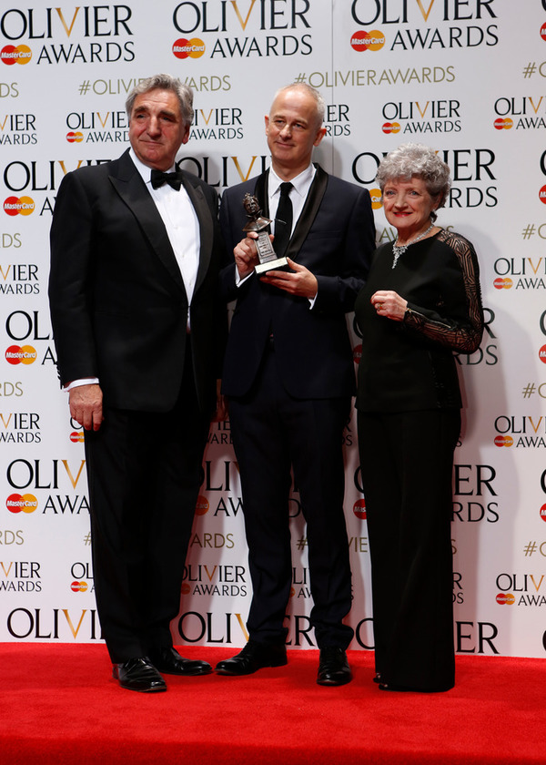 Photo Coverage: Olivier Award Winners 2016, Part 1 - Dame Judi Dench And More!