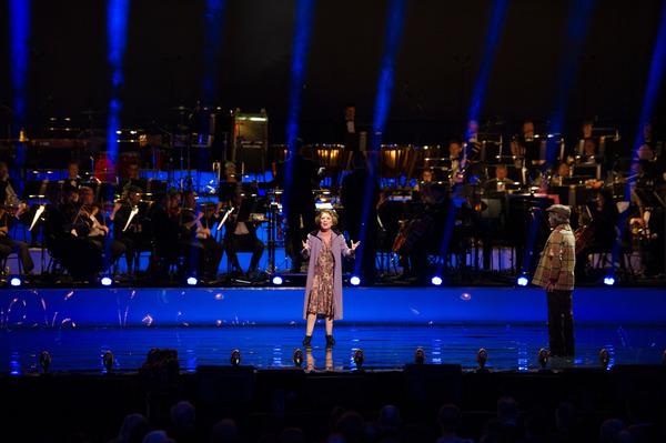 Imelda Staunton won Best Actress In A Musical