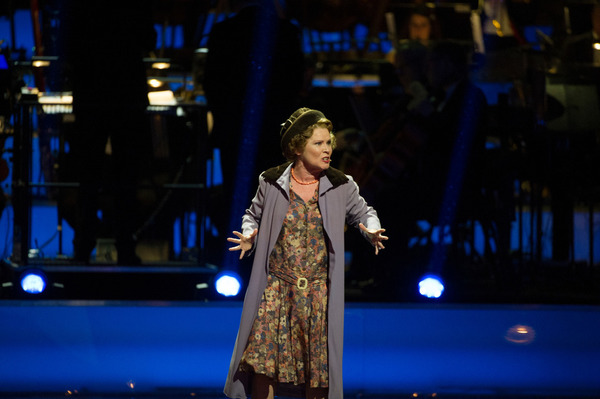 Imelda Staunton in Gypsy