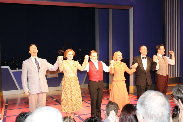 Photo coverage robert creighton amp company take bows in cagney