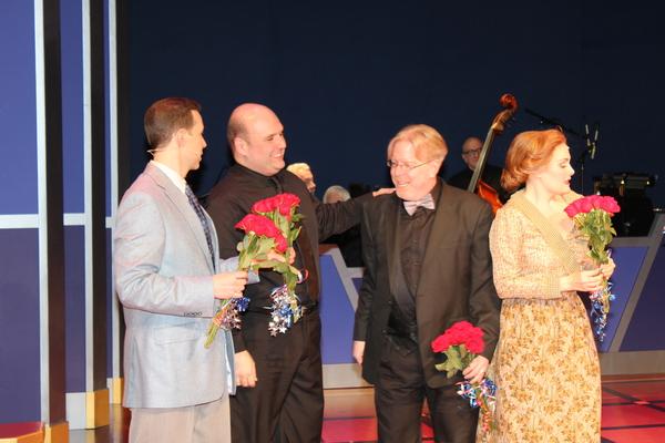 Jeremy Benton, Matt Perri, Christopher McGovern, and Danette Holden