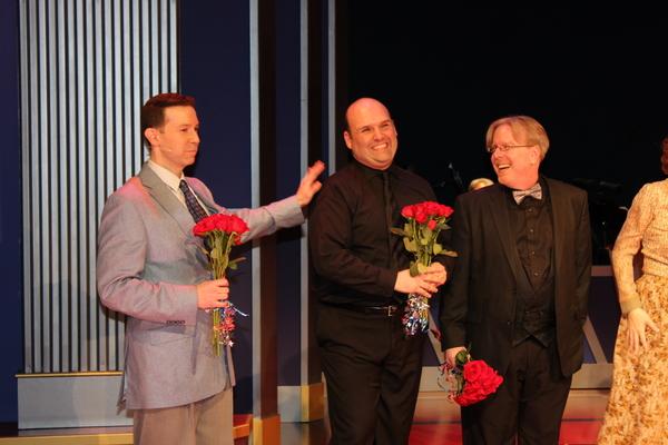 JeremyBenton, Matt Perri and Christopher McGovern