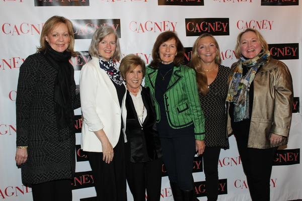 The Cagney Family, Stacey Hughes, Anne Roberts, Riki Kane Larimer, Cigi Ware, Maryann Photo