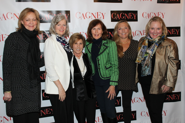 The Cagney Family, Stacey Hughes, Anne Roberts, Riki Kane Larimer, Cigi Ware, Maryann Morrison and Theresa Cagney Morrison