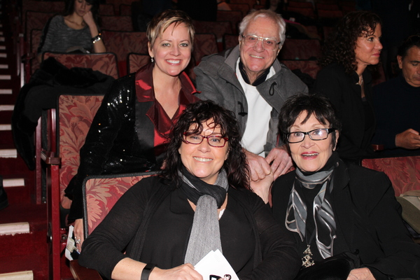 Photo Coverage: CAGNEY Cast Celebrates Opening Night at the Westside Theatre!