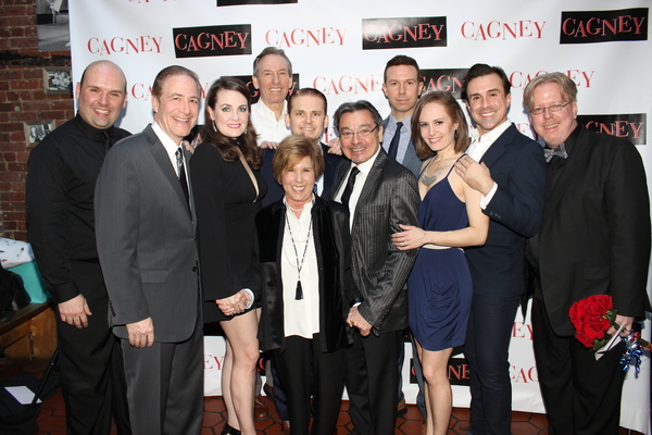 Bruce Sabath, Danette Holden, Robert Creighton, Ellen Zolezzi, Jeremy Benton, Josh Walden with the Creative and Producing Team