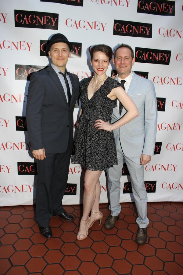 Freddie Kimmel, Kristie Kerwin and Joel Newsome
