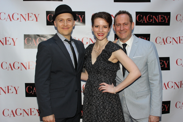 Photo coverage cagney cast celebrates opening night at the westside
