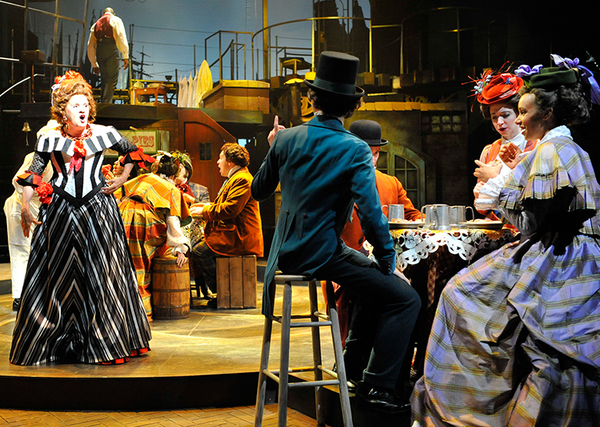 Photos: First Look at David St. Louis, Annie Golden and More in PlayMakers' SWEENEY TODD