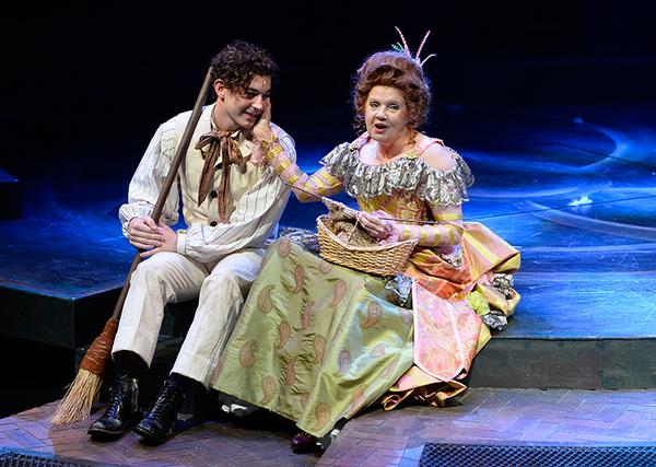 Annie Golden and Max Bitar Photo