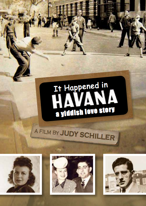 THIRTEEN to Present New Documentary IT HAPPENED IN HAVANA: A YIDDISH LOVE STORY, 4/14