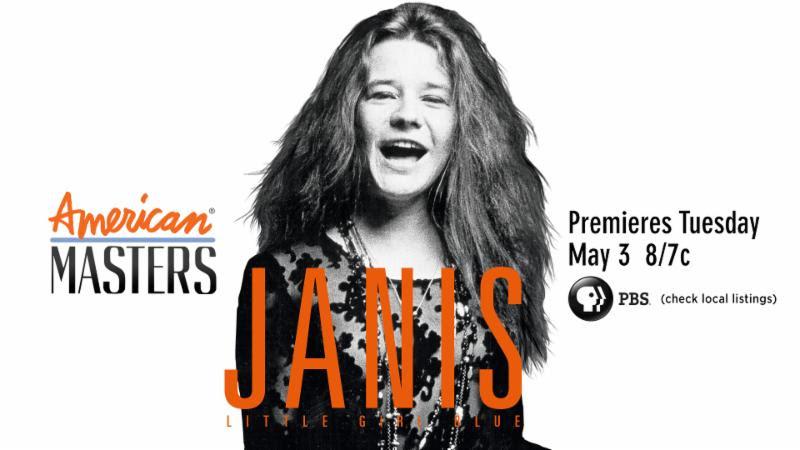 THIRTEEN's American Masters to Air U.S. Broadcast Premiere of Janis Joplin Documentary, 5/3