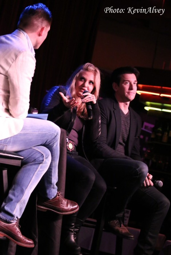 Frank DiLella, Orfeh and Andy Karl