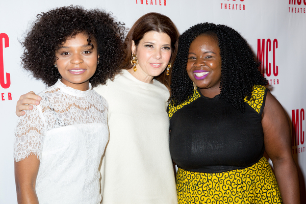 Dominique Thorne, Marisa Tomei, Veralyn Williams