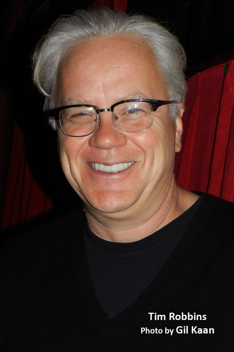 Bww Interview Tim Robbins Improving The World One Play