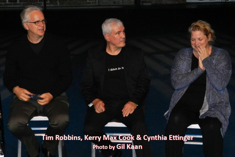 BWW Interview: Tim Robbins' Improving the World - One Play ...
