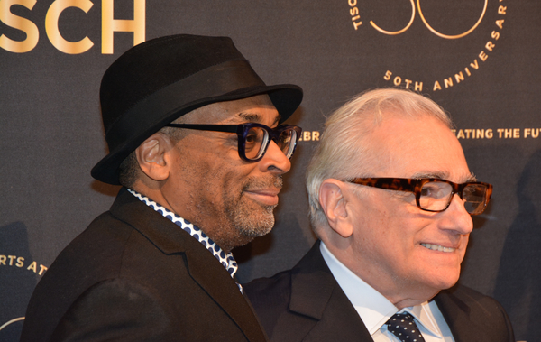 Spike Lee and Martin Scorsese