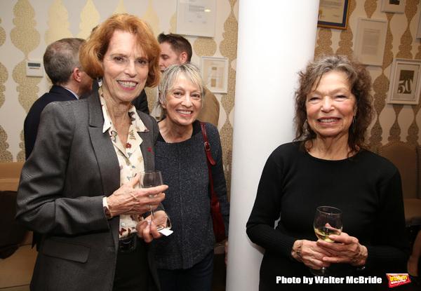 Susan Laubach, Carol Hall and Gretchen Cryer