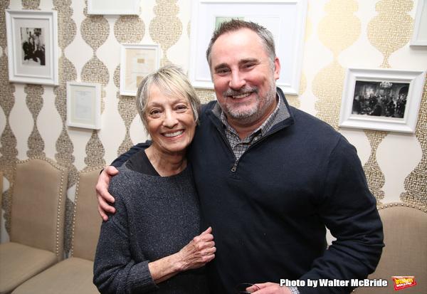 Carol Hall and Dustin Sparks