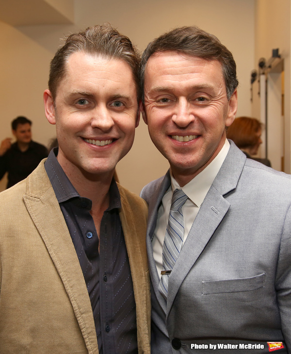 Michael McCorry Rose and Andrew Lippa