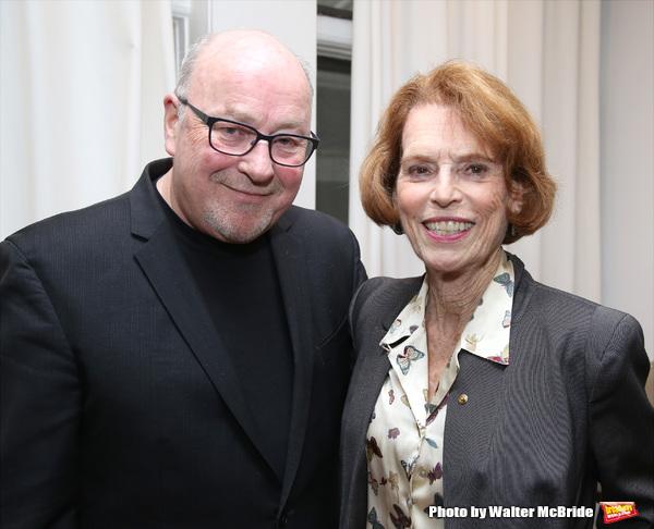 Donald Loftus and Susan Laubach