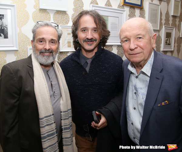 Photos: Craig Lucas Honored with Dramatists Guild Fund's Sidney Kingsley Award
