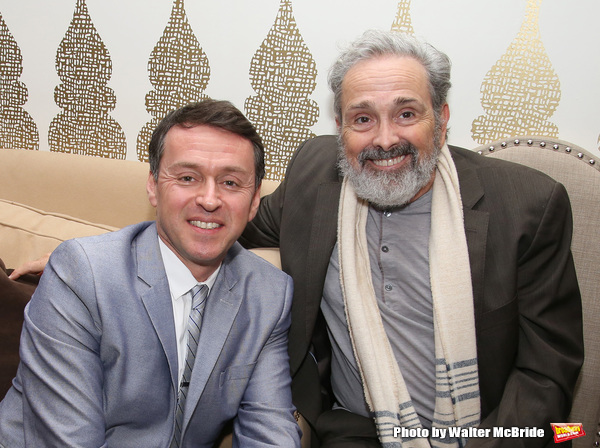 Andrew Lippa and Craig Lucas