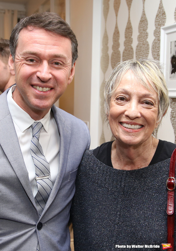Andrew Lippa and Carol Hall