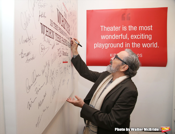 Photo Coverage: Craig Lucas Honored with Dramatists Guild Fund's Sidney Kingsley Award