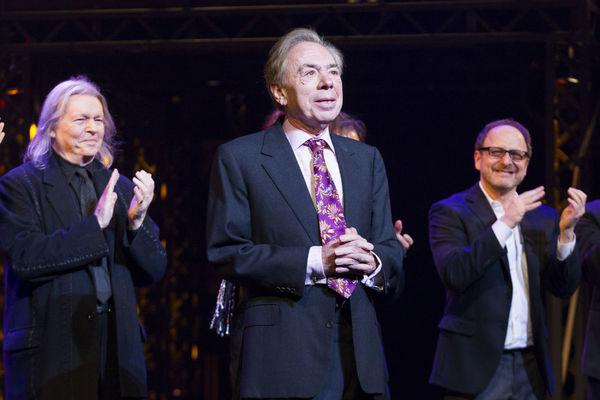 Photo Flash: Glenn Close, Andrew Lloyd Webber and More at Opening Night of SUNSET BOULEVARD