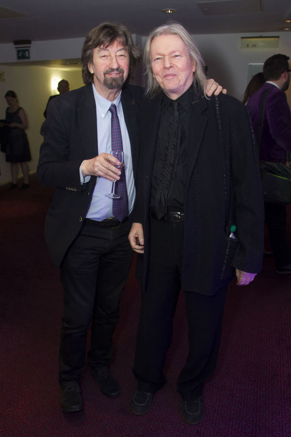 Trevor Nunn and Christopher Hampton