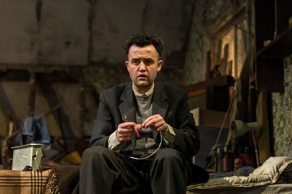 Photo Flash: First Look at Timothy Spall & More in Harold Pinter's THE CARETAKER at The Old Vic