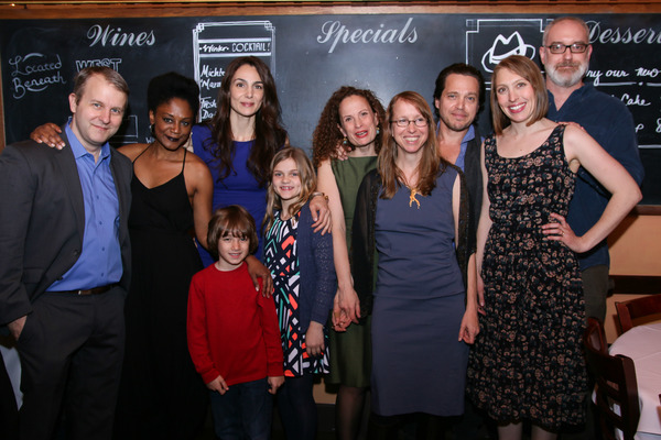 Nat DeWolf, April Matthis, Annie Parisse, Maria Striar, Rob Campbell, Crystal Finn, A Photo
