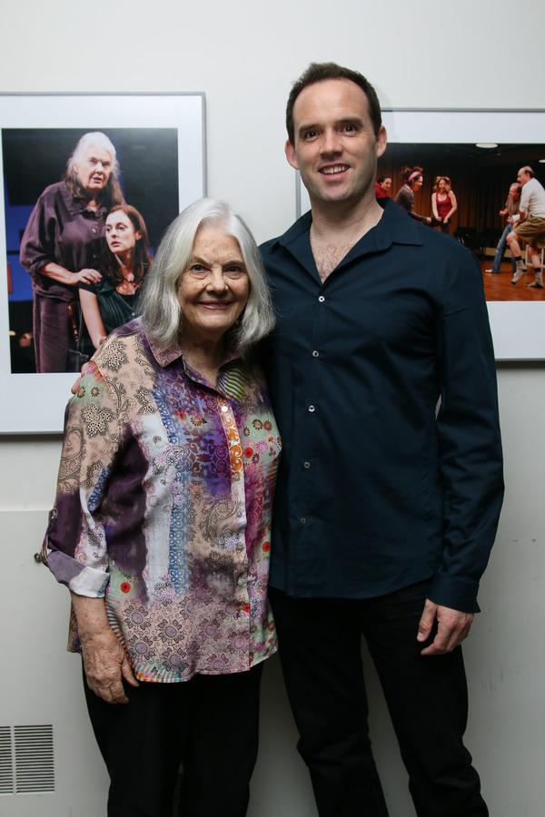 Lois Smith & Danny Wolohan