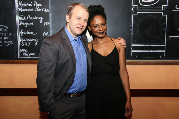 Photo Flash: Inside the Opening Night of Playwrights Horizons' ANTLIA PNEUMATICA