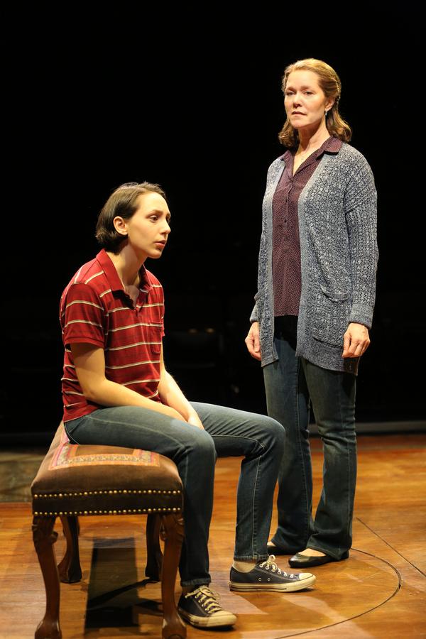 Lauren Patten and Rebecca Luker