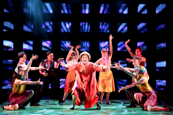 Photo Flash: First Look at Klea Blackhurst, Ken Clark and More in World Premiere of HAZEL, A MUSICAL MAID IN AMERICA at Drury Lane