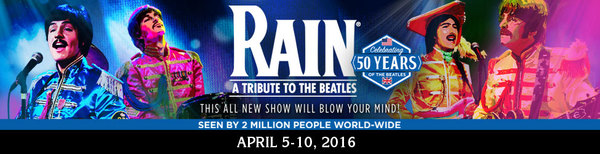 BWW Review: RAIN Brings the Music and Magic of The Beatles LIVE to the Pantages!