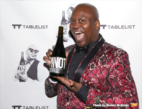 Photos: Tituss Burgess Celebrates the Launch of His New Pinot!