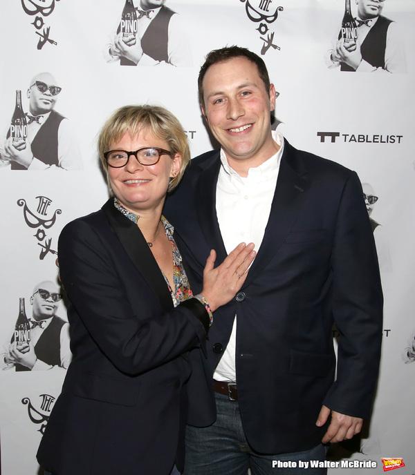 Martha Plimpton and Mike Carlsen Photo