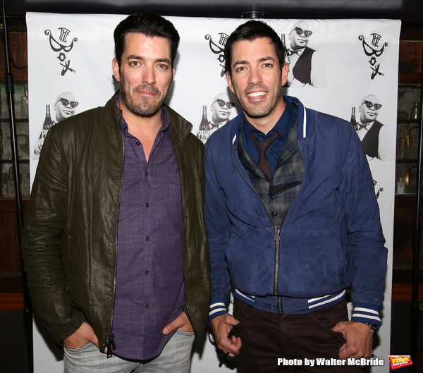 Jonathan Scott and Drew Scott