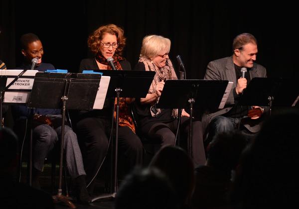 Brenda Braxton, Randy Graff, Nancy Opel & Marc Kudisch