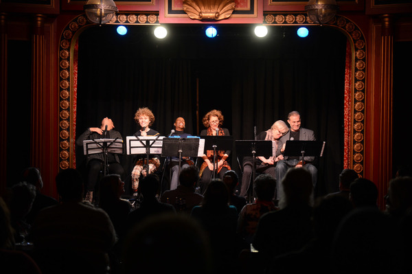 Kelvin Moon Loh, Doug Plaut, Brenda Braxton, Randy Graff, Nancy Opel & Marc Kudisch.
