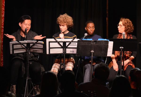 Kelvin Moon Loh, Doug Plaut, Brenda Braxton & Randy Graff